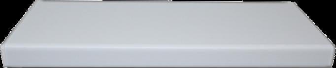 PVC Biały